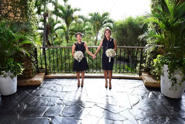 Harry Potter Hawaii wedding