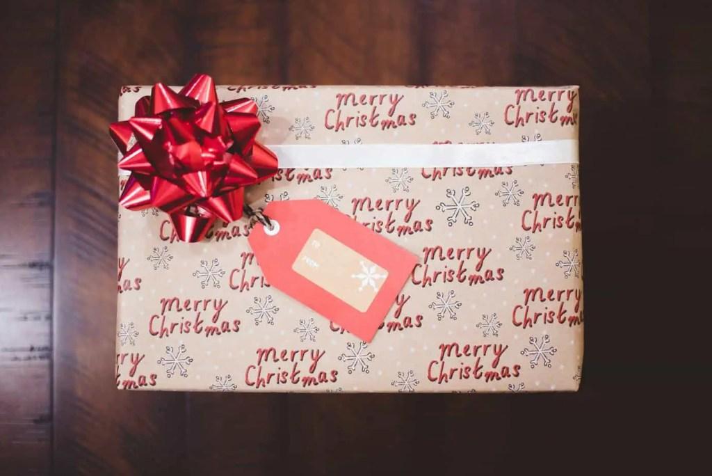 Christmas Present   Photo by Ben White on Unsplash