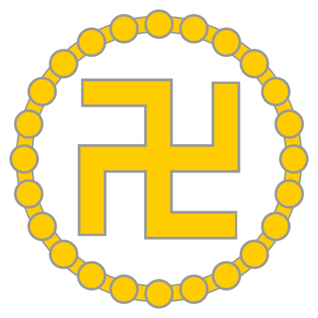 Swastika as a Buddhsit Symbol