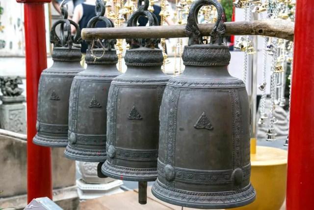 buddhist bell   Photo by Milada Vigerova on Unsplash