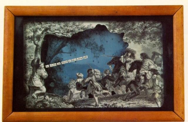 Joseph Cornell's Abeilles