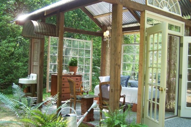 Garden Room by Tara Dillard and Susanne Hudson