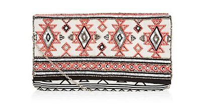 http://www.newlook.com/eu/shop/womens/bags-and-purses/-black-embellished-tribal-print-clutch-_308611209?isRecent=true