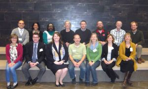 The inaugural class of the Citizen's Academy for Omaha's Future.