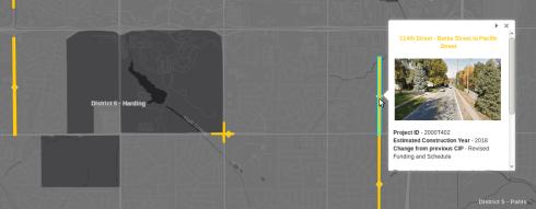CIP Interactive Map