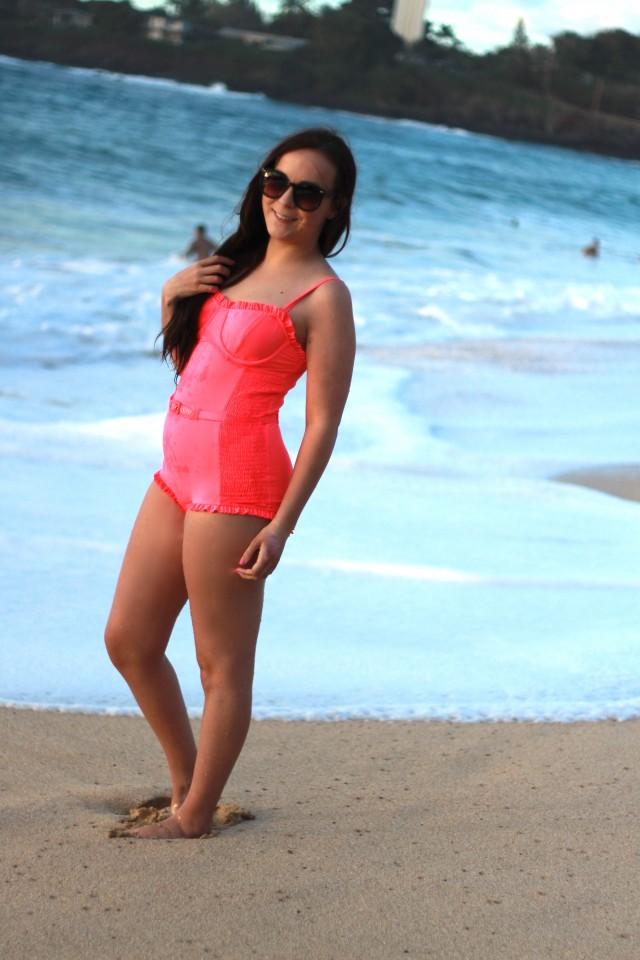 Modest Swimsuit Wet Swimwear 7