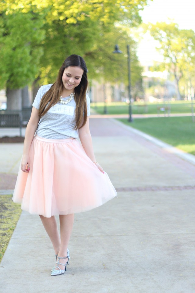 Tulle skirt 4