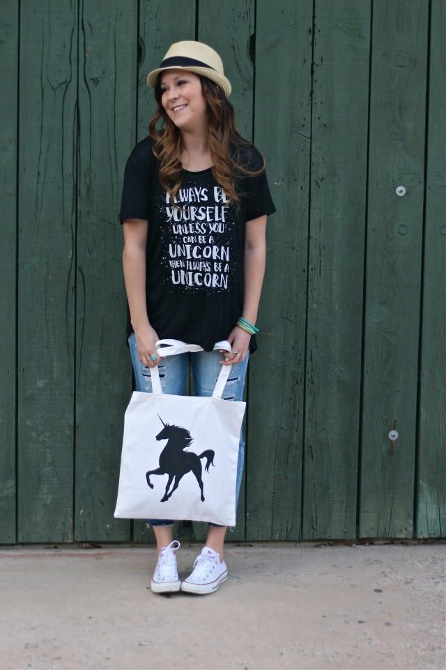 Unicorn T-shirt 8