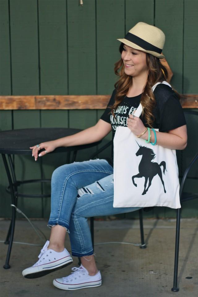 Unicorn T-shirt 3