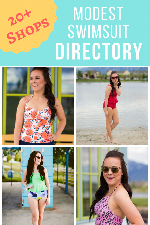 Modest Swimsuit Directory