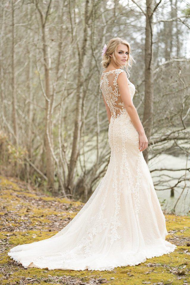 Lillian West Wedding Dress