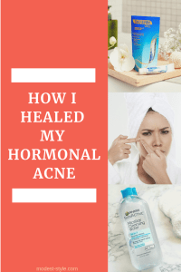 How I healed my hormonal acne (2)