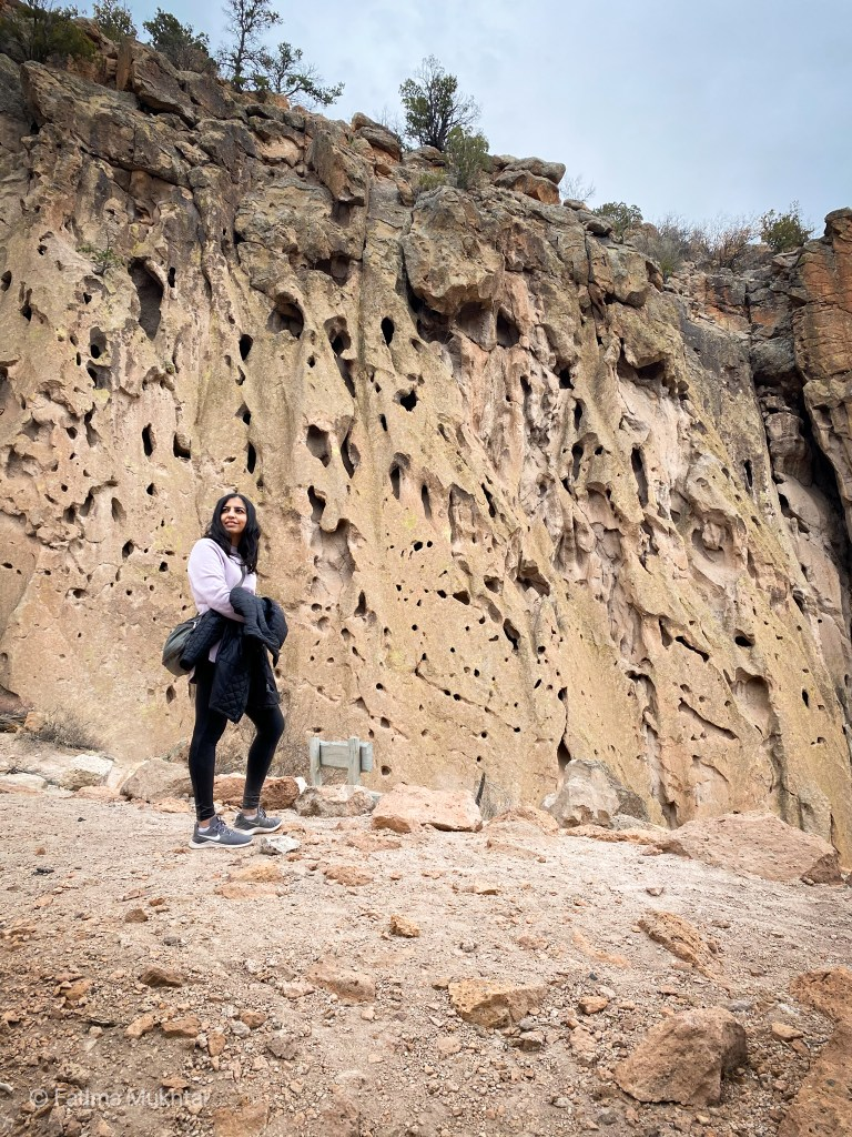 what to do at bandelier national monument hiking