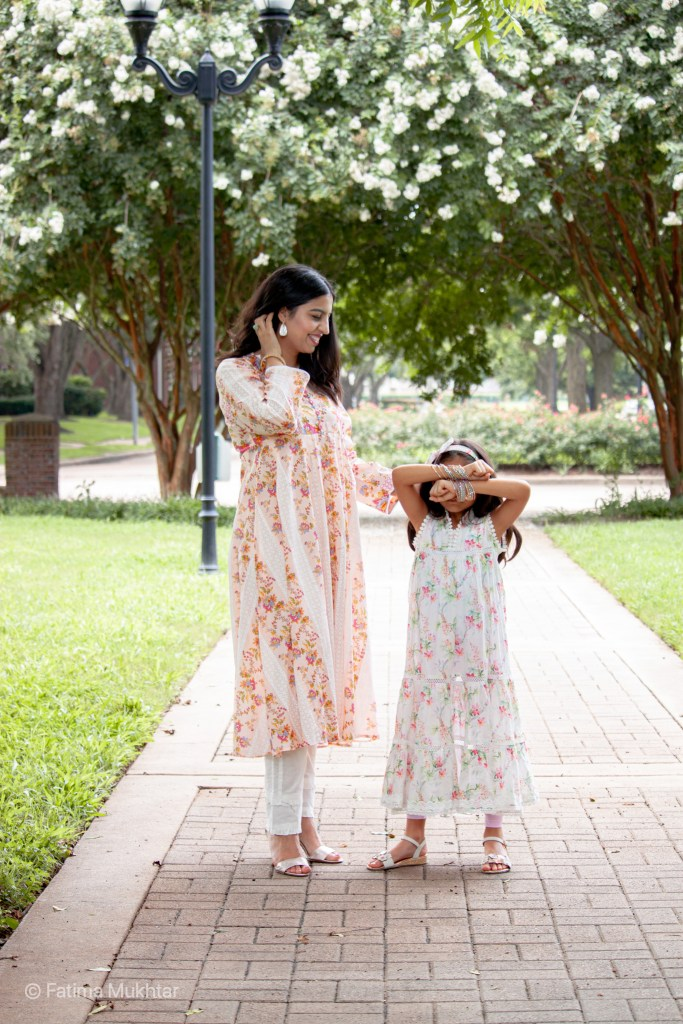 review of Kayseria ready to wear floral outfits