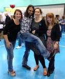 Me, Rob, Penny & RS