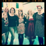 Vicki, Danielle, Me, RS, Stacy, Penny