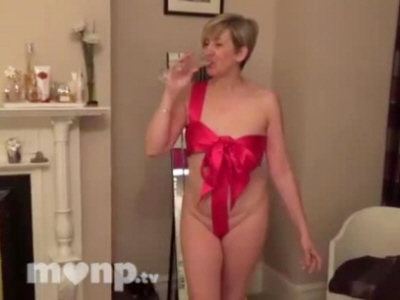 "Modesty Ablaze ""Festive Friday Fun"" new video @makelovenotporn.tv"