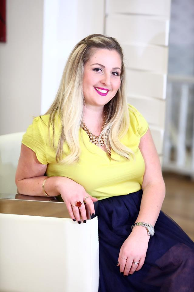Chantal Sarkisian H&M mode XLusive Ottawa Plus Size Fashion Blog
