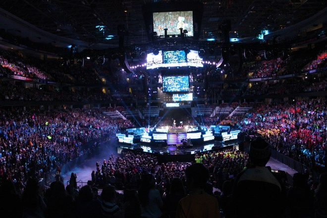 WE Day Ottawa November 10 2015 Francesco Yates Telus Justin Trudeau Craig Kielburger