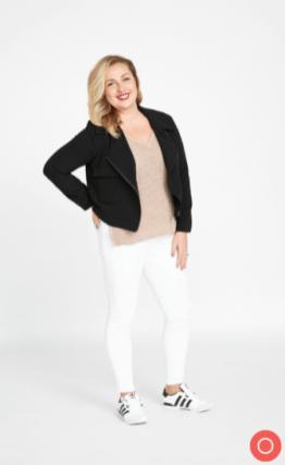 Chantal Sarkisian Ottawa Fashion Blog Modexlusive curvy style blogger