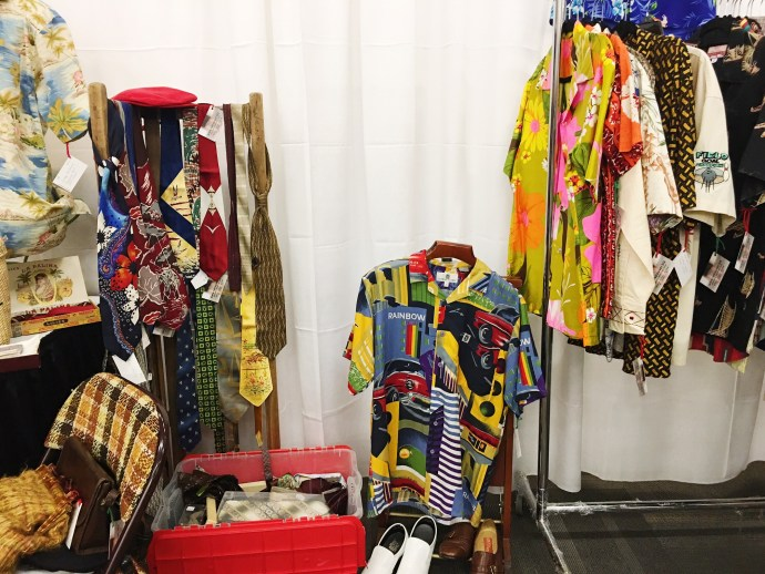Ottawa Vintage Clothing Show Fashion Blog 2016