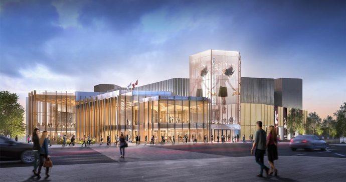 2017 National Art Centre Ottawa
