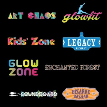 Glowfair 2016 Bank Street Ottawa Fashion Blog Festival Black Themes
