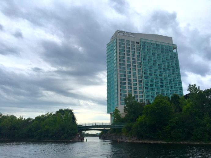 Casino Lac Leamy Gatineau Ottawa Fashion Blog boat ride 3