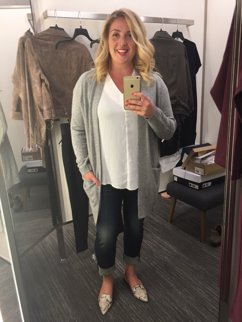 Nordstrom #NSale Ottawa Fashion Blog Shopping- Outfit Casual Friday