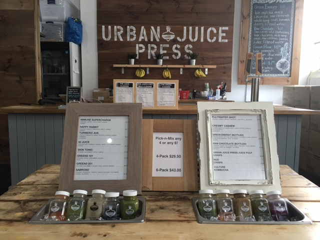 urban juice press cleanse Ottawa Food blogger