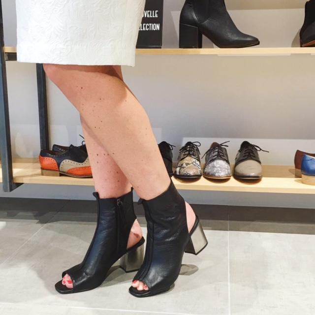 Shoe Store Rideau
