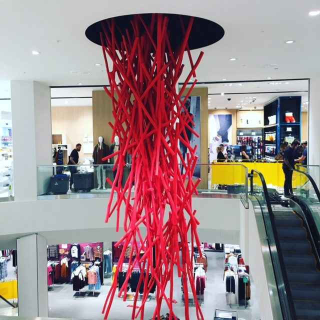 Simons Ottawa CF Rideau Centre Byward Market Ottawa fashion blogger