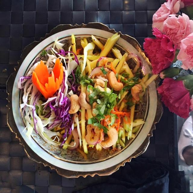 Social Thai Ottawa Foodie Thai Restaurant fashion blog
