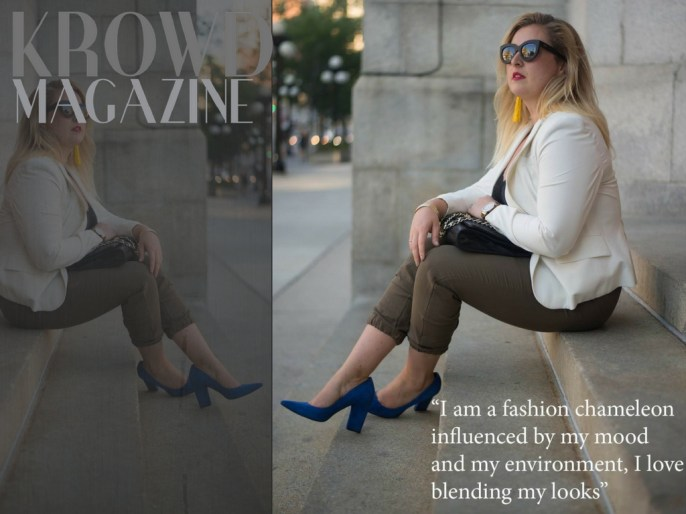 chantal Sarkisian Mode XLusive Ottawa street style fashion