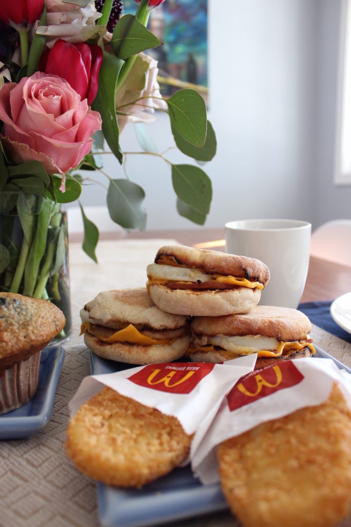 McDonald's all-day breakfast Ottawa Food Blog