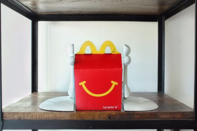 A book or toy with your McDonald's Happy Meals Blog Ottawa Fashion Blogger