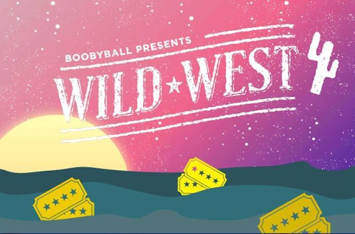 Boobyball Ottawa 2018 Wild West