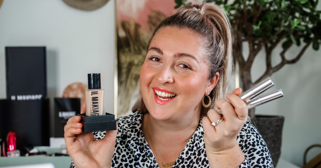 Il Makiage Review Foundation Concealer Video Makeup Tutorial