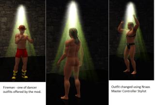 Sims 3 Proffessionsl Dancer mod