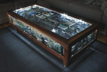 download coffee table with hidden