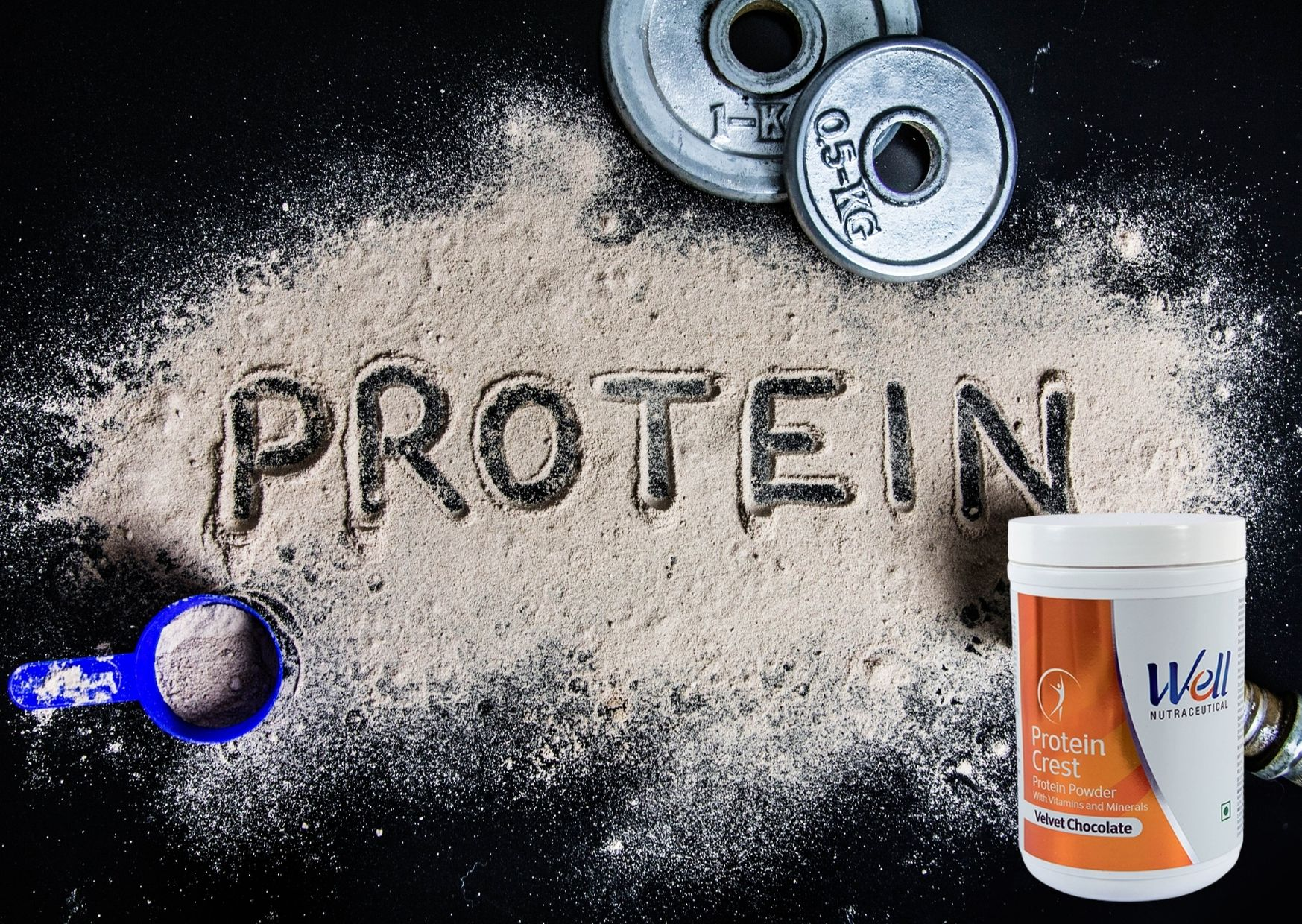 Modicare well protein crest powder review