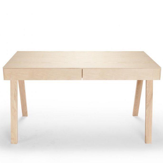 2 Drawer 4.9 Desk