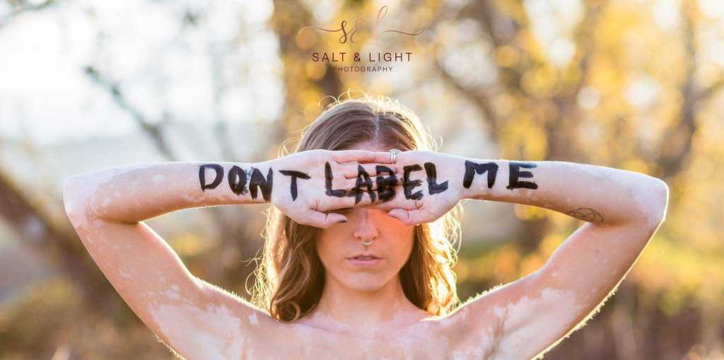 DON'T LABEL ME, WHAT WE ALL NEED TO HEAR