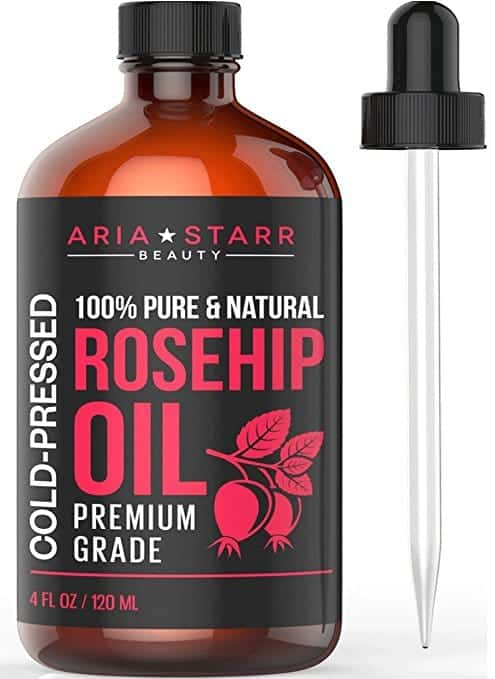 Rose Hip oil on my daily routine skin care
