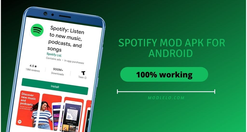 spotify mod apk for android