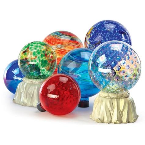 gazing-balls