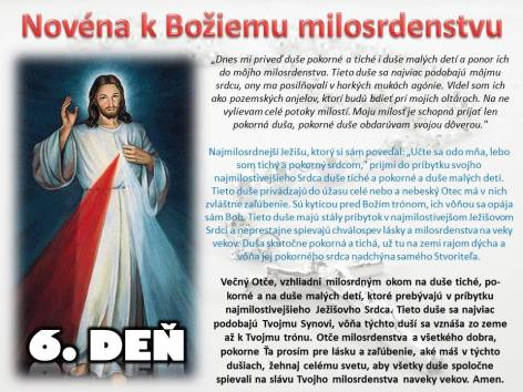 Božie milosrdenstvo 6