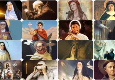 Mystici a mučeníci, poznáte ich? Vyskúšajte si kvíz.