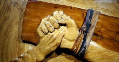 """""""Cez Tvoje Najsvätejšie rany"""" modlitba v chorobe a veľkej bolesti"""