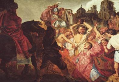 Zázračné telo sv. Štefana